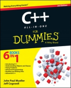 Download C++ All-in-One For Dummies, 3rd Edition free book as pdf format
