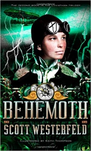 Download Behemoth (The Leviathan Trilogy) free book as epub format