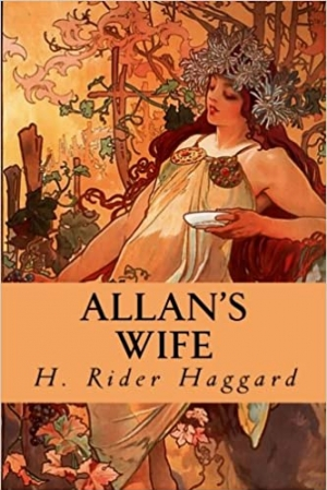Download Allan's Wife free book as epub format