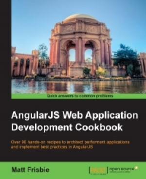 Download AngularJS Web Application Development Cookbook free book as pdf format