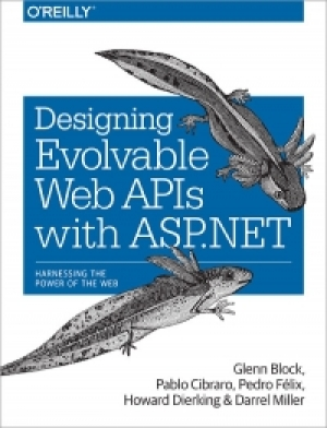 Download Designing Evolvable Web APIs with ASP.NET free book as pdf format