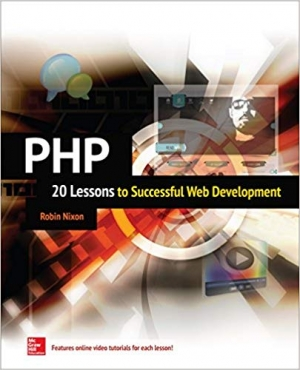 Download PHP: 20 Lessons to Successful Web Development free book as pdf format