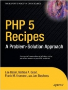 Book PHP 5 Recipes free