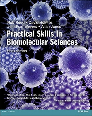 Download Practical Skills in Biomolecular Science, 5th ed. free book as pdf format