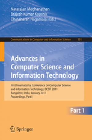 Download Advances in Computer Science and Information Technology_ First International Conference on Computer Science and Information Technology, CCSIT Part I free book as pdf format