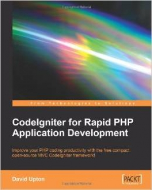 Download CodeIgniter for Rapid PHP Application Development free book as pdf format