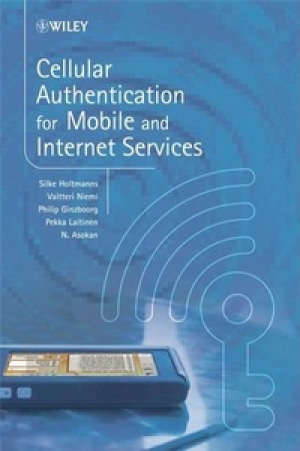 Download Cellular Authentication for Mobile and Internet Services free book as pdf format