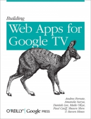 Download Building Web Apps for Google TV free book as pdf format