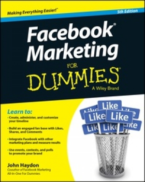 Download Facebook Marketing For Dummies, 5th Edition free book as pdf format