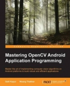 Book Mastering OpenCV Android Application Programming free