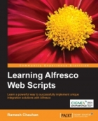 Book Learning Alfresco Web Scripts free