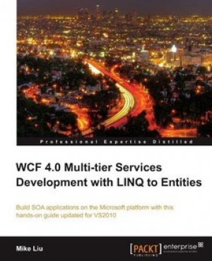 Download WCF 4.0 Multi-tier Services Development with LINQ to Entities free book as pdf format