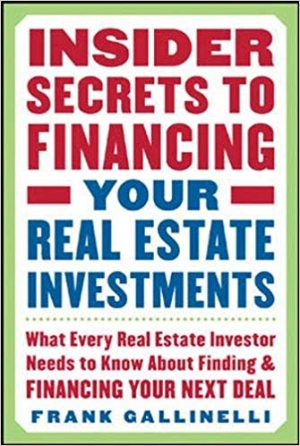 Download Insider Secrets to Financing Your Real Estate Investments free book as pdf format