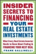 Book Insider Secrets to Financing Your Real Estate Investments free