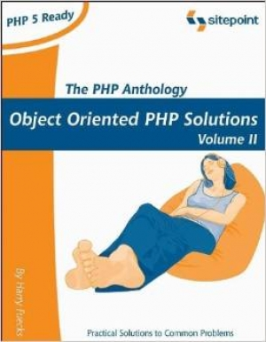 Download The PHP Anthology, Volume 2 free book as pdf format