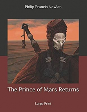Download The Prince of Mars Returns free book as epub format