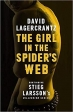 The Girl in the Spider's Web. Continuing Stieg Larsson's