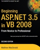 Book Beginning ASP.NET 3.5 in VB 2008, 2nd Edition free