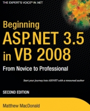Download Beginning ASP.NET 3.5 in VB 2008, 2nd Edition free book as pdf format
