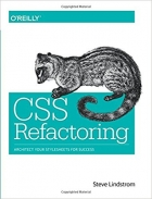 Book CSS Refactoring: Architect Your Stylesheets for Success free