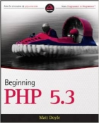 Book Beginning PHP 5.3 free