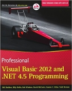 Book Professional Visual Basic 2012 and .NET 4.5 Programming free