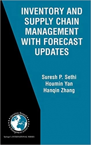 Download Inventory and Supply Chain Management with Forecast Updates free book as pdf format