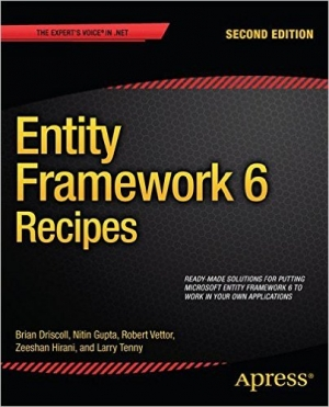 Download Entity Framework 6 Recipes, 2nd Edition free book as pdf format