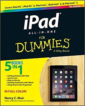 Download iPad All-in-One For Dummies free book as pdf format