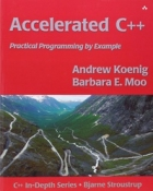 Book Accelerated C++: Practical Programming by Example free