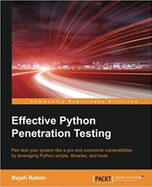 Download Effective Python Penetration Testing free book as pdf format