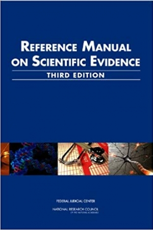 Download Reference Manual on Scientific Evidence: Third Edition (Law and Justice) free book as pdf format