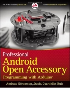 Book Professional Android Open Accessory Programming with Arduino free