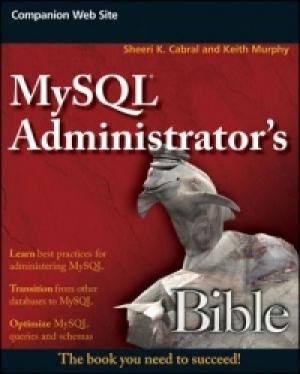 Download MySQL Administrator's Bible free book as pdf format