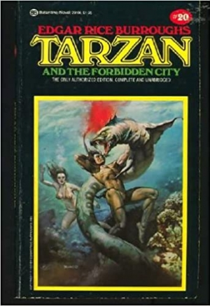 Download Tarzan and the Forbidden City free book as epub format