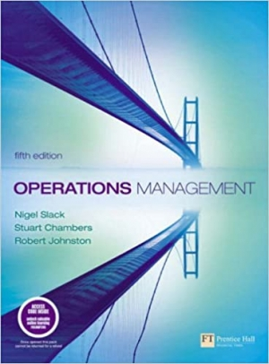 Download Operations Management free book as pdf format