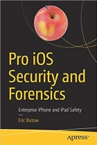 Book Pro iOS Security and Forensics free