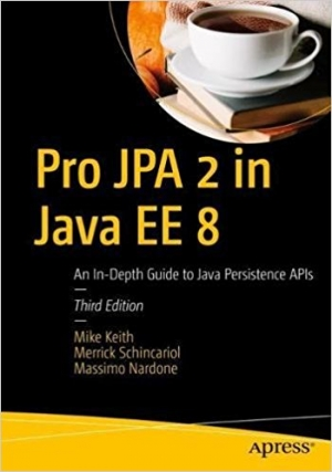 Download Pro JPA 2 in Java EE 8, 3rd Edition free book as pdf format