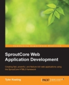 Book SproutCore Web Application Development free