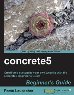 Download concrete5 Beginner's Guide free book as pdf format