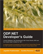 Book ODP.NET Developer's Guide free