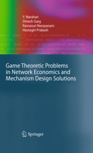Download Game Theoretic Problems in Network Economics and Mechanism Design Solutions free book as pdf format