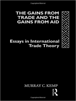 Download The Gains from Trade and the Gains from Aid: Essays in International Trade Theory free book as pdf format