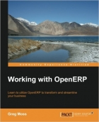 Book Working with OpenERP free