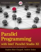 Book Parallel Programming with Intel Parallel Studio XE free