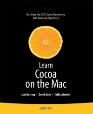 Download Learn Cocoa on the Mac free book as pdf format