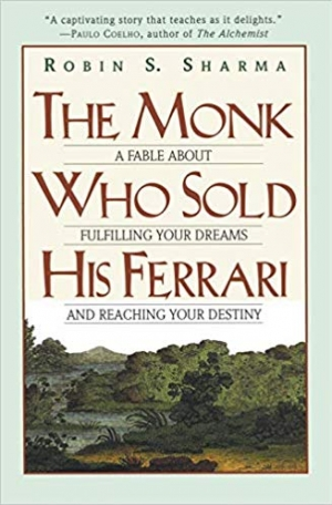 Download The Monk Who Sold His Ferrari: A Fable About Fulfilling Your Dreams & Reaching Your Destiny free book as pdf format