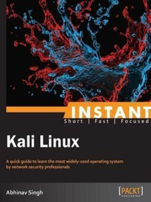 Download Instant Kali Linux free book as pdf format