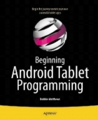 Book Beginning Android Tablet Programming free