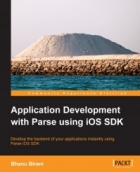 Book Application Development with Parse using iOS SDK free